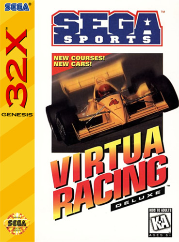 Virtua Racing Deluxe